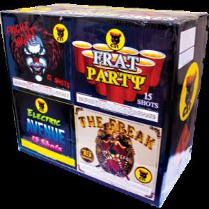 500 Gram Cakes – FNV Fireworks